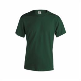 мъжки тениски масленозелена