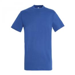памучни тениски кралско синя