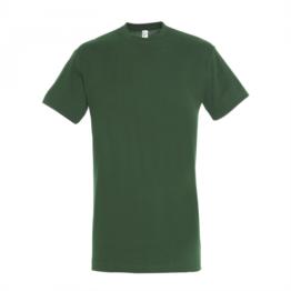 памучни тениски маслено зелена