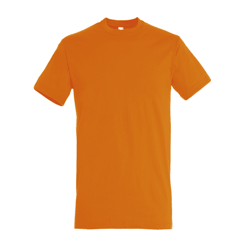 памучни тениски оранжева