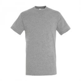 памучни тениски сив меланж