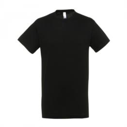 памучни тениски черен