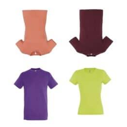 Тениски с къс ръкав