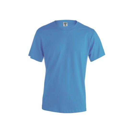 мъжки тениски светло синя